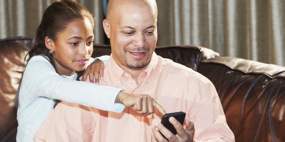 Click or treat: A parent's role in social media