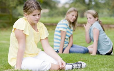 Overall Increase in Cyberbullying -- Girls 3 Times More Likely To Be Cyberbullied Than Boys