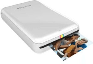 A Polaroid instant printer for your smartphone