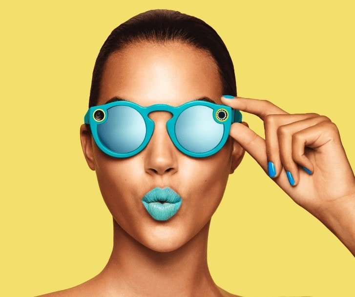 Snapchat launches Spectacles video sunglasses