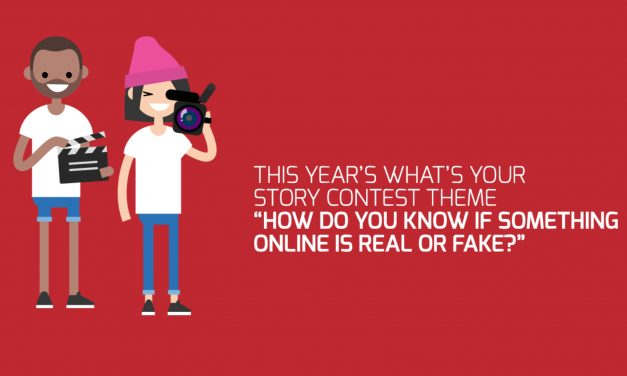 Students and Schools Can Win $10K for a Short Video about Fake vs. Real Information