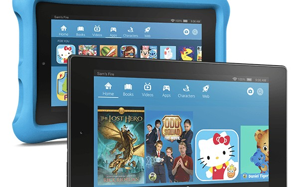 Amazon's FreeTime and Other Products for Children