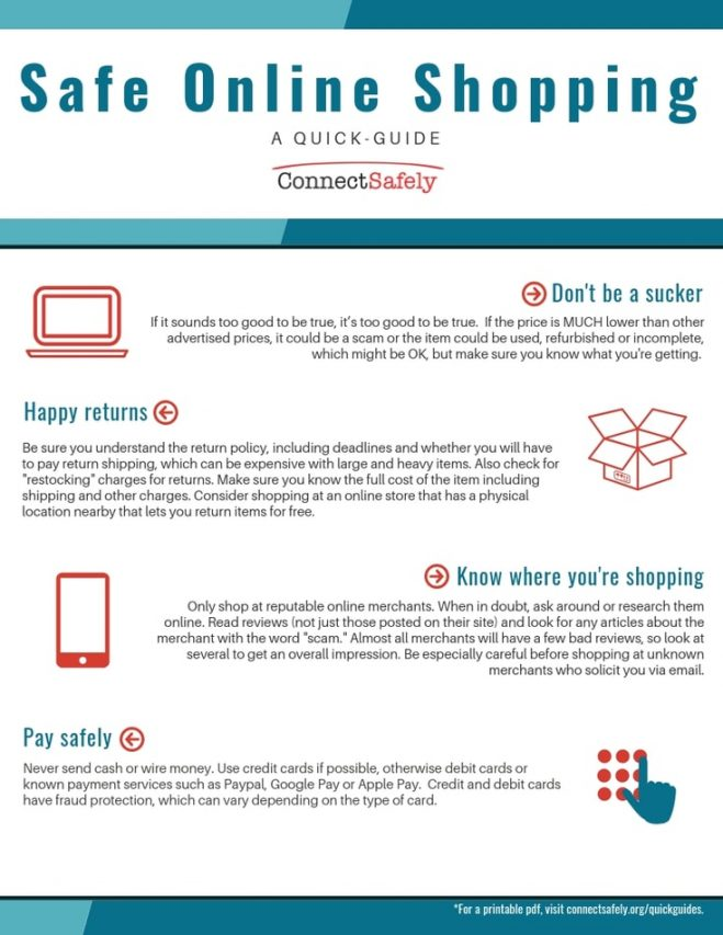 Safer Online Shopping