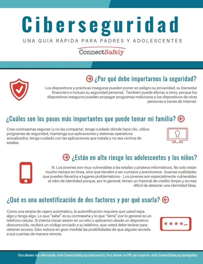 Spanish Cybersecurity guide