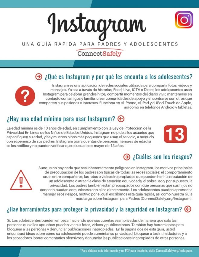 Spanish guide to Instagram