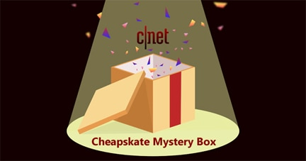 CNET Cheapskate Mystery Box Raises Funds for ConnectSafely, Hunger Project & TAPS