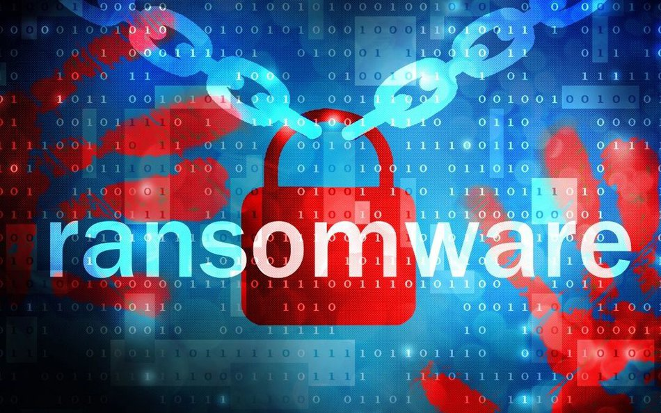 Risk of ransomware to national infrastructure