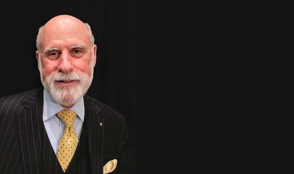 Vint Cerf, One of the 'Fathers' of the Internet, Looks Back – And Forward